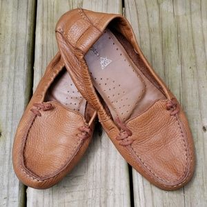 Hush Puppies moccasins